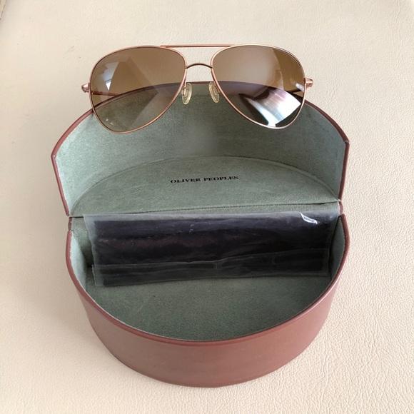 Sunglasses Pryce Aviators 63mm Oliver Peoples srhdtQ